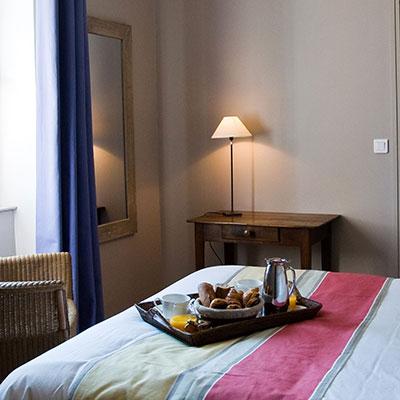 Chambre d'hôtel classic Perros Guirec
