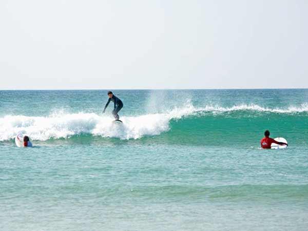 surf perros guirec